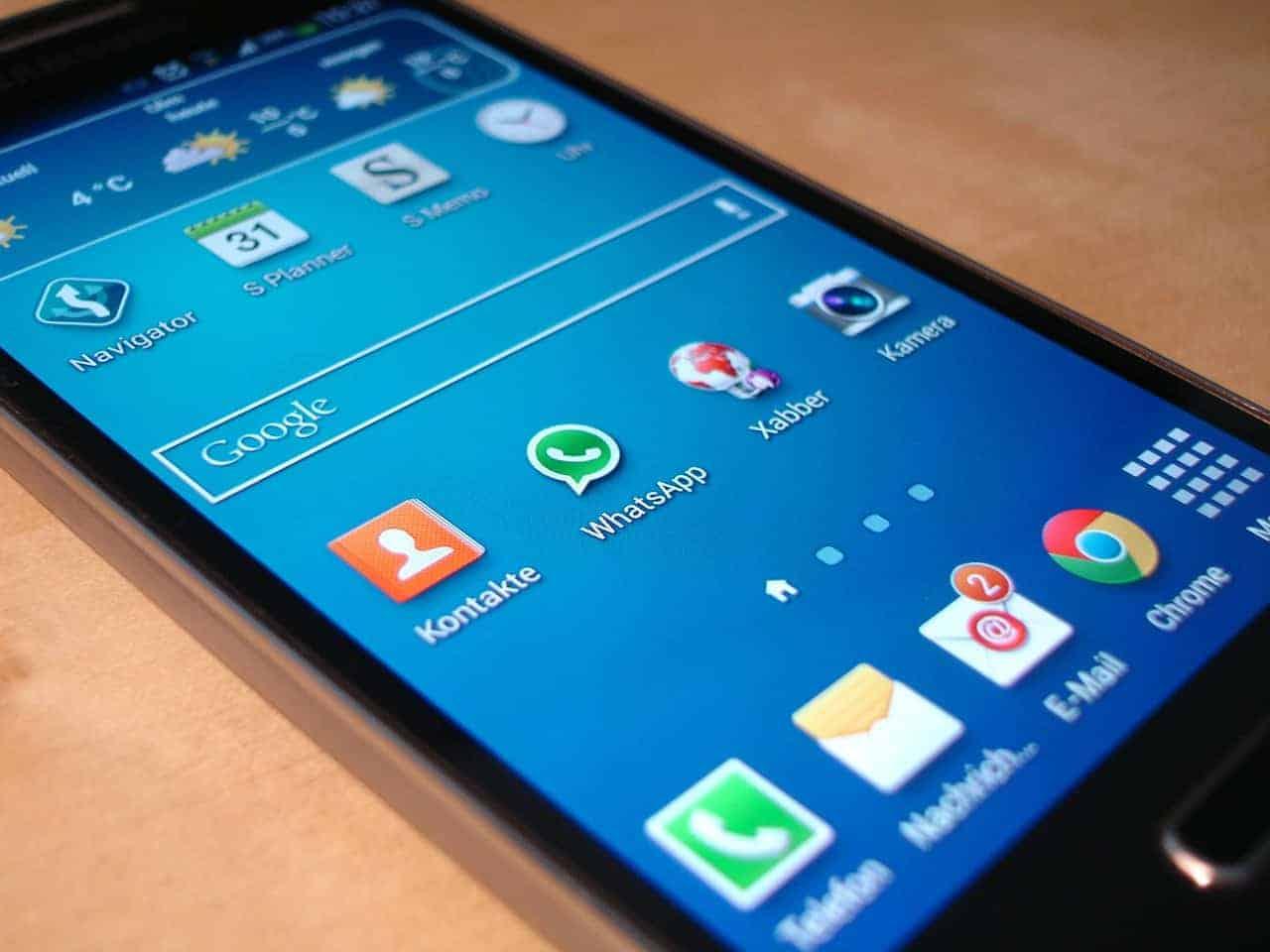 Επαναφορά κωδικού σε Smartphone συσκευή Samsung