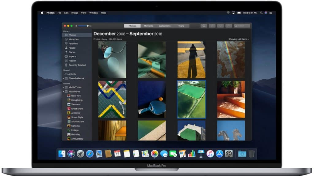 Tα βήματα για τις αλλαγές σε macOS