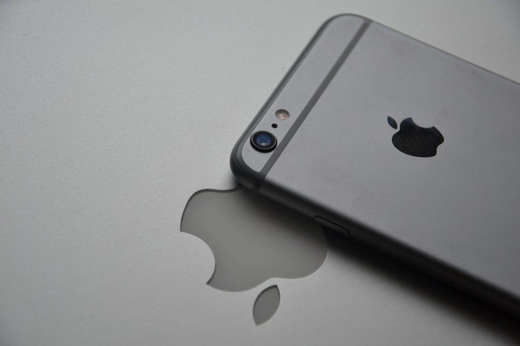 επανεκκίνηση του iPhone