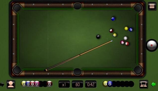 8 Ball Billiards Classic τοπ online παιχνίδια για 2 παίκτες