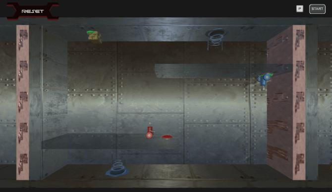 Gravity Shift παιχνίδι στο ίντερνετ
