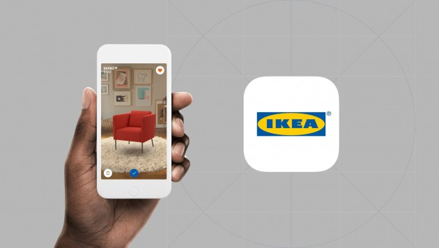 IKEA Place - Τα 10 καλύτερα Augmented Reality apps για Android και iOS