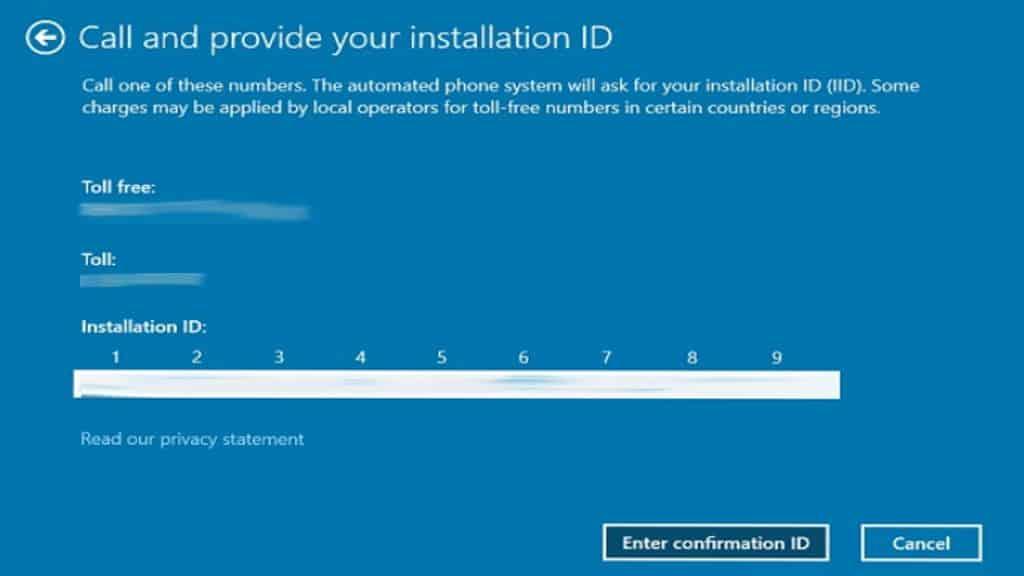 μεταφορά άδειας χρήσης των Windows 10