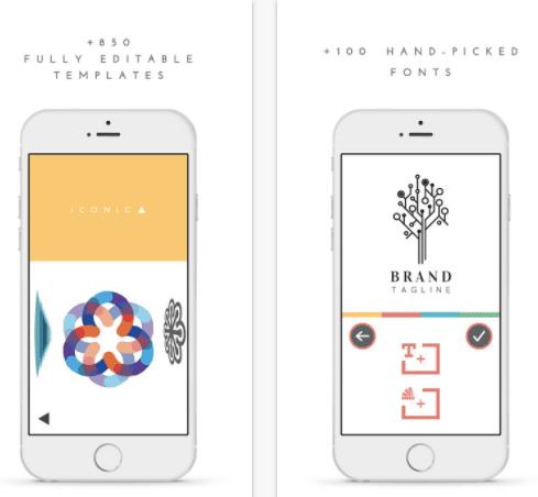 LogoScopic Δωρεάν εφαρμογές για σχεδιασμό λογοτύπου
