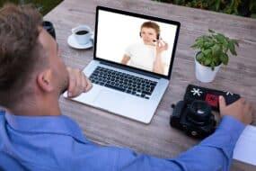 βιντεοκληση τηλεργασια