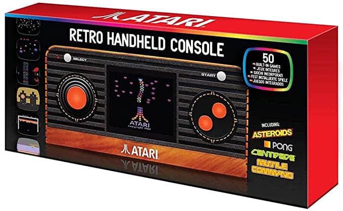 Atari Retro Handheld κονσόλα παιχνίδια