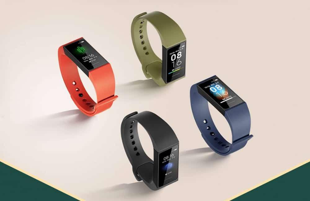 Redmi Band xiaomi τα καλύτερα τεχνολογικά δώρα