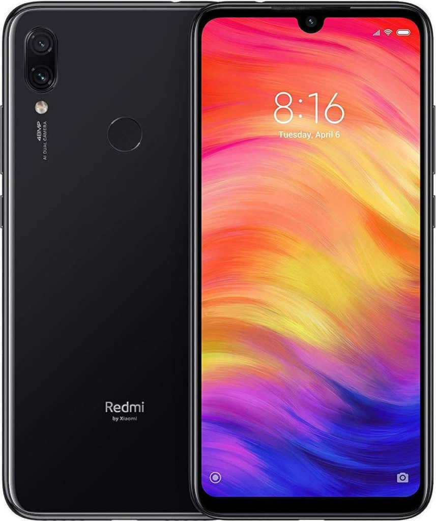Xiaomi Redmi Note 7 τα καλύτερα φθηνά κινητά