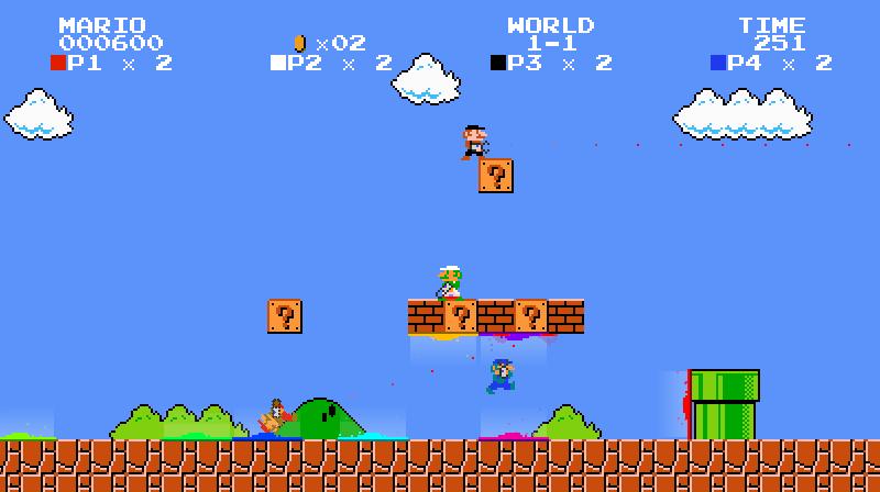 mari0 Κατέβασε 7 Super Mario παιχνίδια δωρεάν