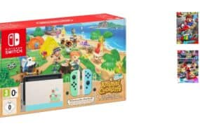 Τα καλύτερα παιχνίδια του Nintendo Switch
