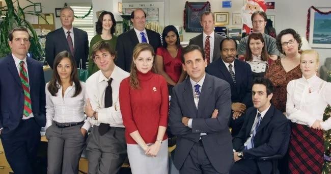 the office series καλύτερες σειρές στο Netflix