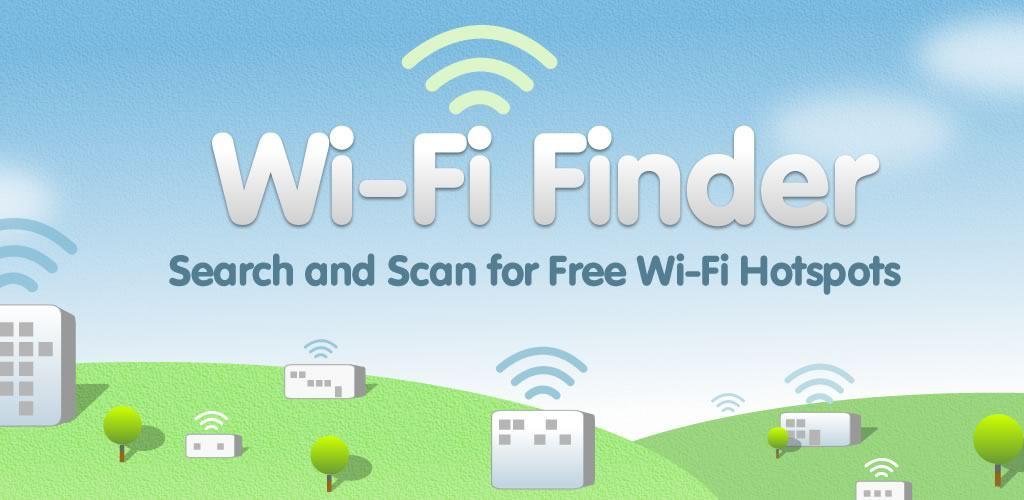 Δωρεάν WiFi-Finder εφαρμογές για ταξίδια