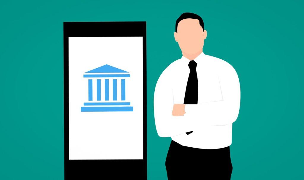 προστασία web banking