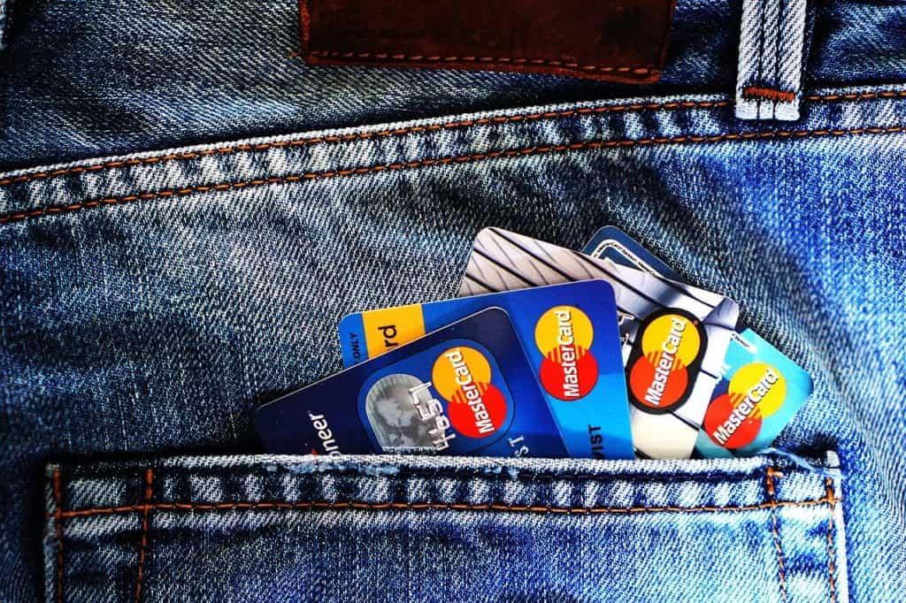Έξοδα πιστωτικής κάρτας