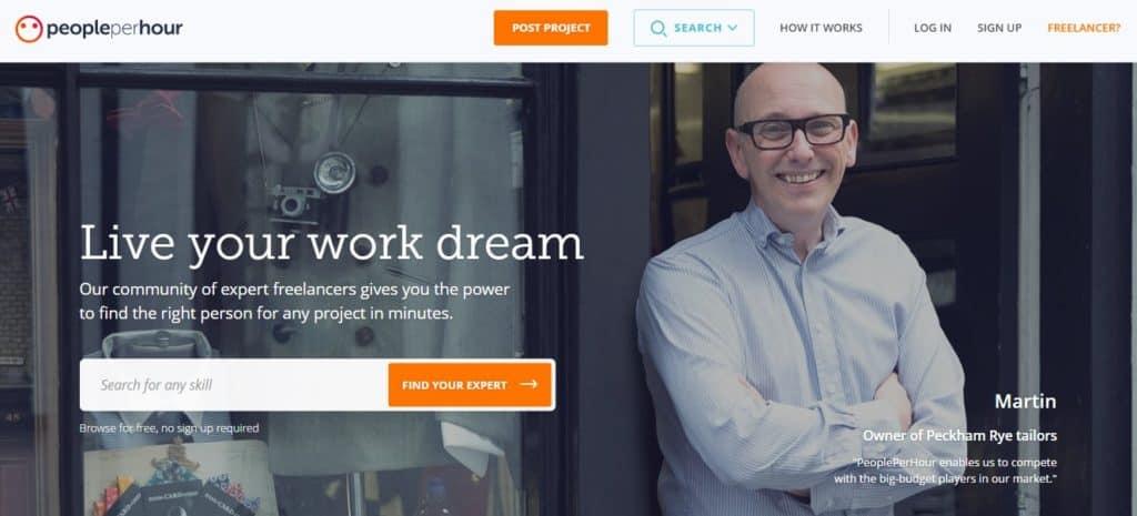 Freelancer προγραμματιστές για πρόσληψη με την ώρα