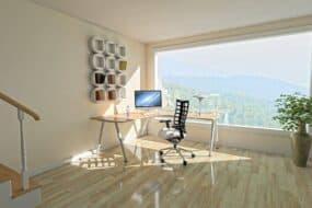 Tips για online εργασία: Το ιδανικό γραφείο