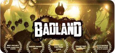 Badland, παιχνίδια iPhone