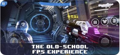 N.O.V.A. Legacy παιχνίδια iPhone