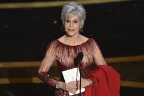 Μεγάλη τιμητική διάκριση για τη Τζέιν Φόντα με το Βραβείο Cecil B. DeMille