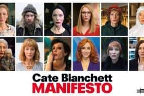 """""""Μανιφέστο"""" Μια ιδιαίτερη ταινία για την τέχνη με την οσκαρική Κέιτ Μπλάνσετ"""