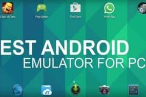 Τα 5 πιο δημοφιλή δωρεάν Android Emulators