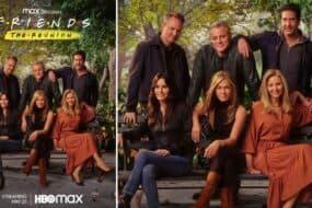 """Friends The Reunion"": Έρχονται και στην Ελλάδα μέσα από τη συχνότητα του STAR"