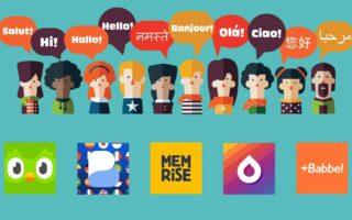 Οι καλύτερες δωρεάν εφαρμογές για εκμάθηση ξένων γλωσσών για Android
