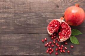 Ρόδι: Ένα από τα πιο υγιεινά φρούτα σε όλο τον κόσμο