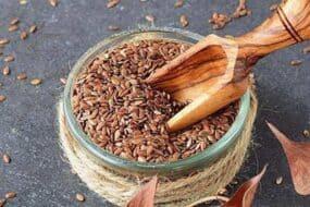 Λιναρόσπορος: Mια εξαιρετική τροφή γεμάτη θρεπτικά συστατικά