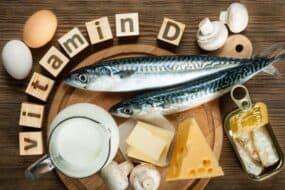 Ποιες τροφές είναι πλούσιες σε βιταμίνη D