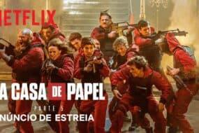 La Casa De Papel: Το πρώτο trailer της 5ης σεζόν είναι γεγονός!